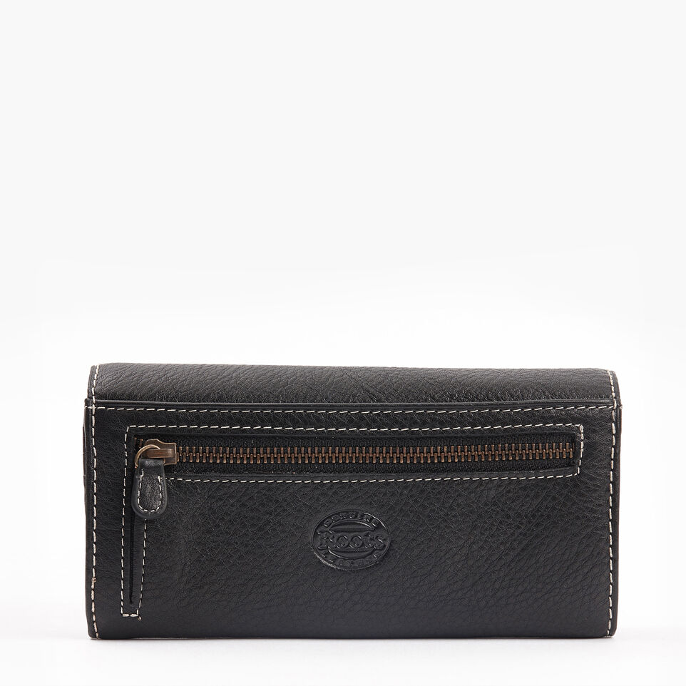 Roots-undefined-Large Chequebook Clutch Prince-undefined-C