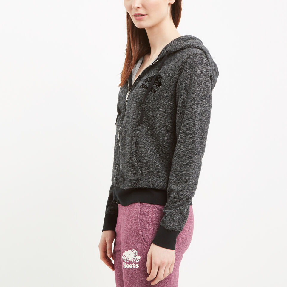 Roots-undefined-Mabel Lake Full Zip Hoody-undefined-B