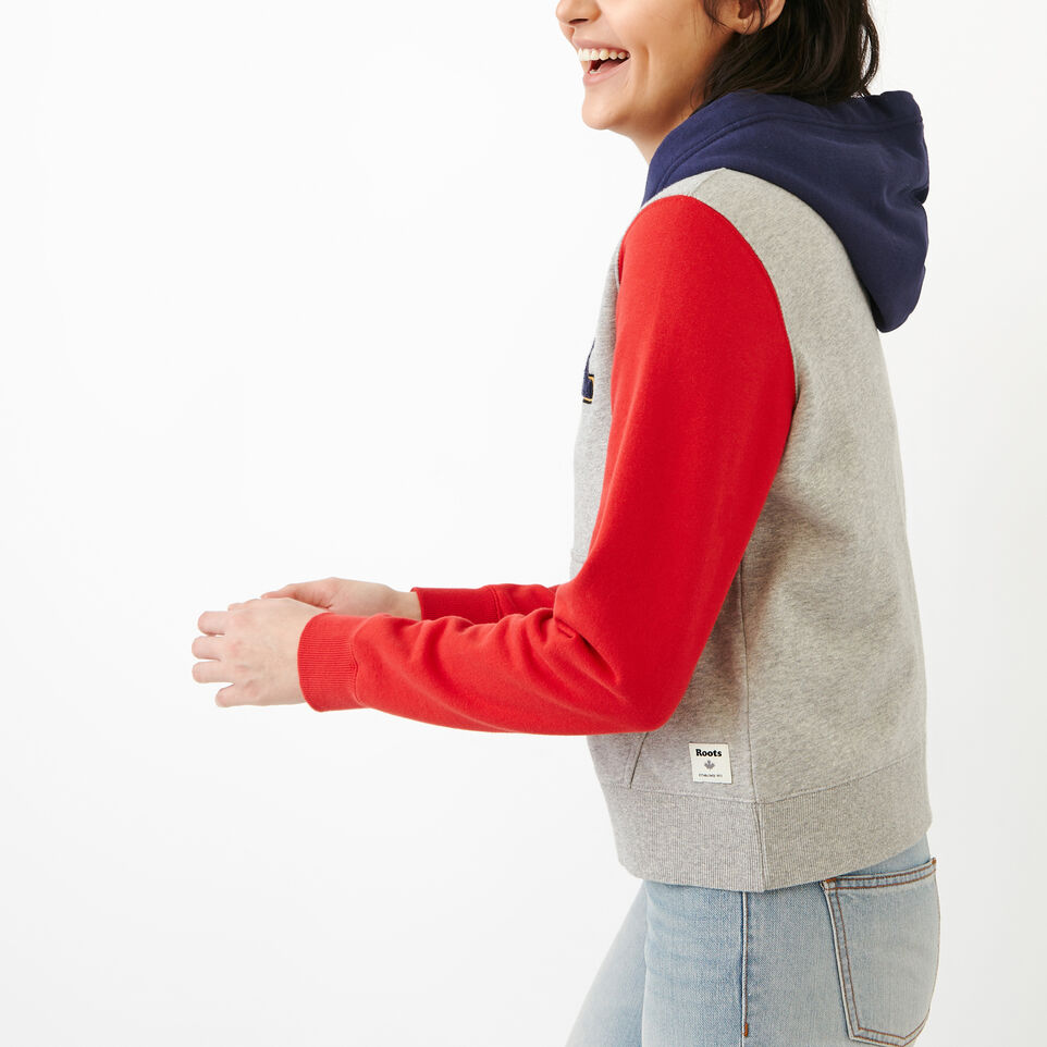 Roots-undefined-Varsity Chic Hoody-undefined-C