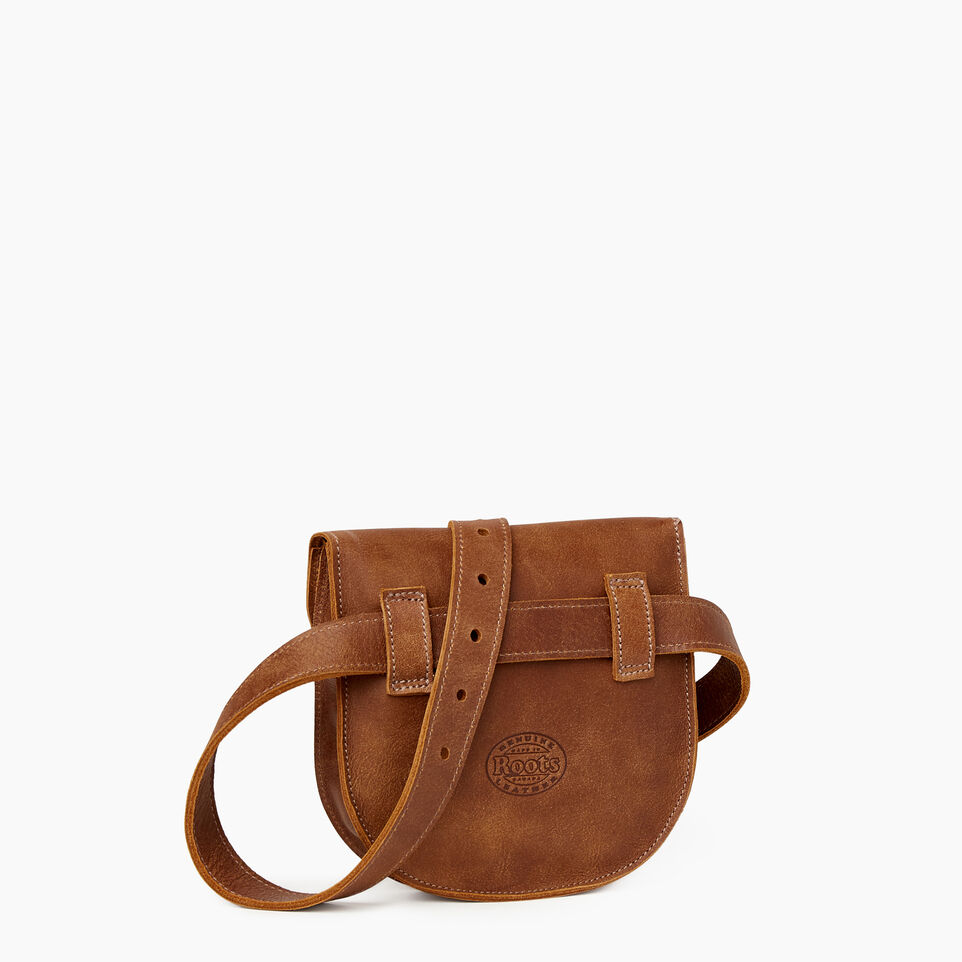 Roots-Leather Our Favourite New Arrivals-Lambert Belt Pack-Natural-C