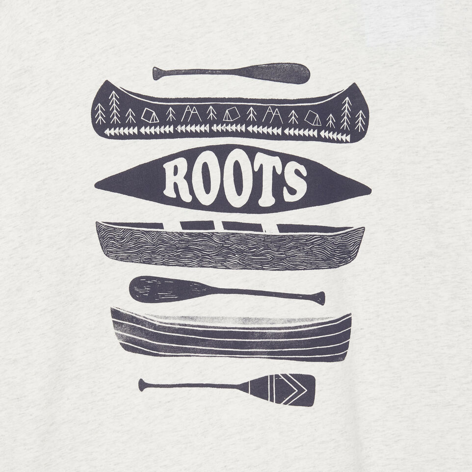Roots-undefined-Mens Roots Canoe T-shirt-undefined-D
