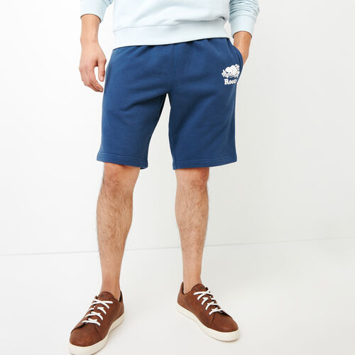 Roots-Men Our Favourite New Arrivals-Original Sweatshort 10.5 In-Sargasso Sea-A
