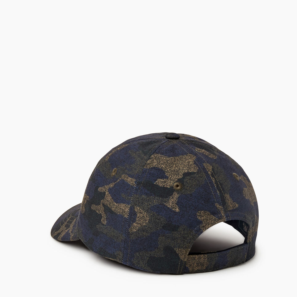 Roots-undefined-Kids Camo Baseball Cap-undefined-C