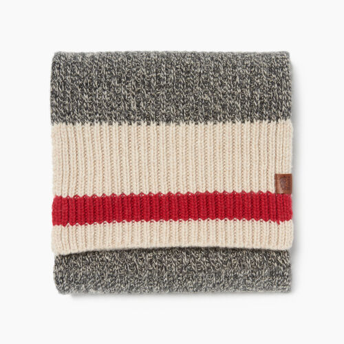 Roots-Men Our Favourite New Arrivals-Roots Cabin Scarf-Grey Oat Mix-A