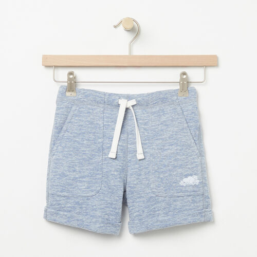 Roots-Kids New Arrivals-Girls Woodland Short-Infinity-A