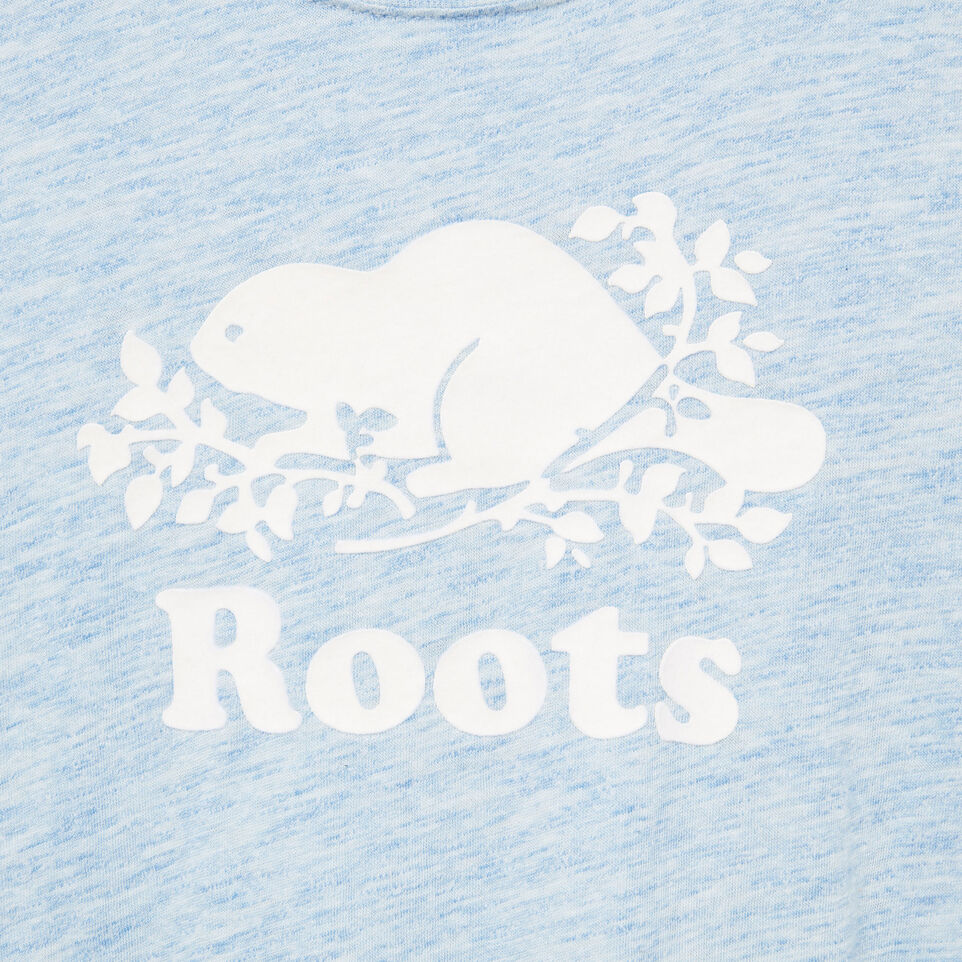 Roots-undefined-Girls Roots Space Dye T-shirt-undefined-D