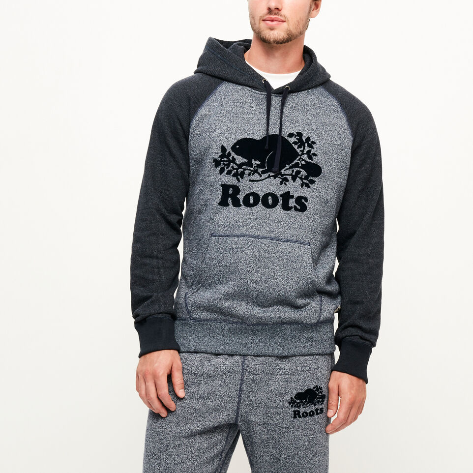 Roots-Winter Sale Men-Original Contrast Kanga Hoody-Navy Blazer Pepper-A ... 1c8fd918d