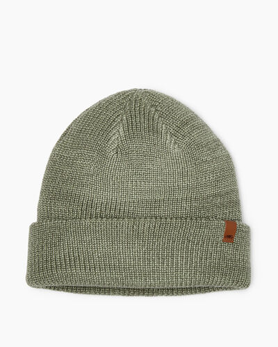Roots-Sale Accessories-Hamilton Toque-Agave Green-A