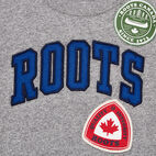 Roots-Kids Toddler Boys-Toddler Roots Patches T-shirt-Salt & Pepper-D