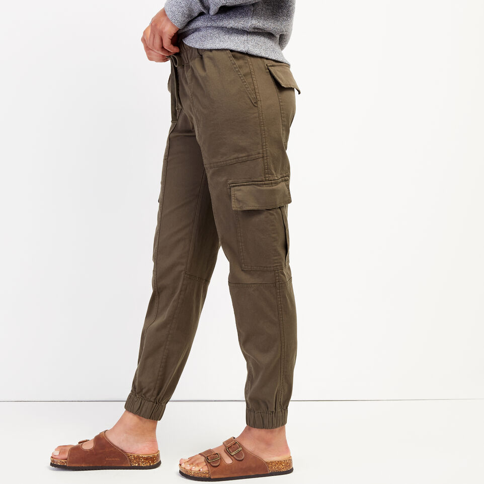 Roots-undefined-Slim Cargo Pant-undefined-C