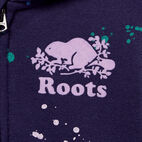 Roots-Kids Our Favourite New Arrivals-Baby Splatter Full Zip Hoody-Eclipse-D