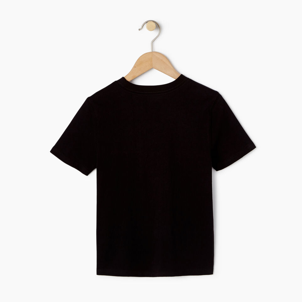 Roots-Kids Our Favourite New Arrivals-Boys Esher T-shirt-Black-B