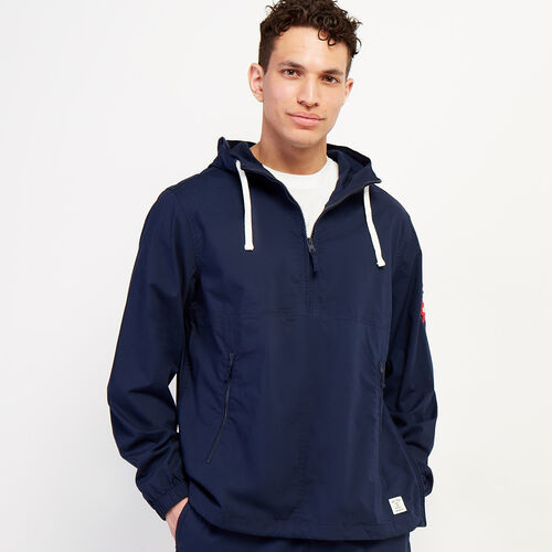 Roots-Men New Arrivals-Wasaga Anorak-Navy Blazer-A