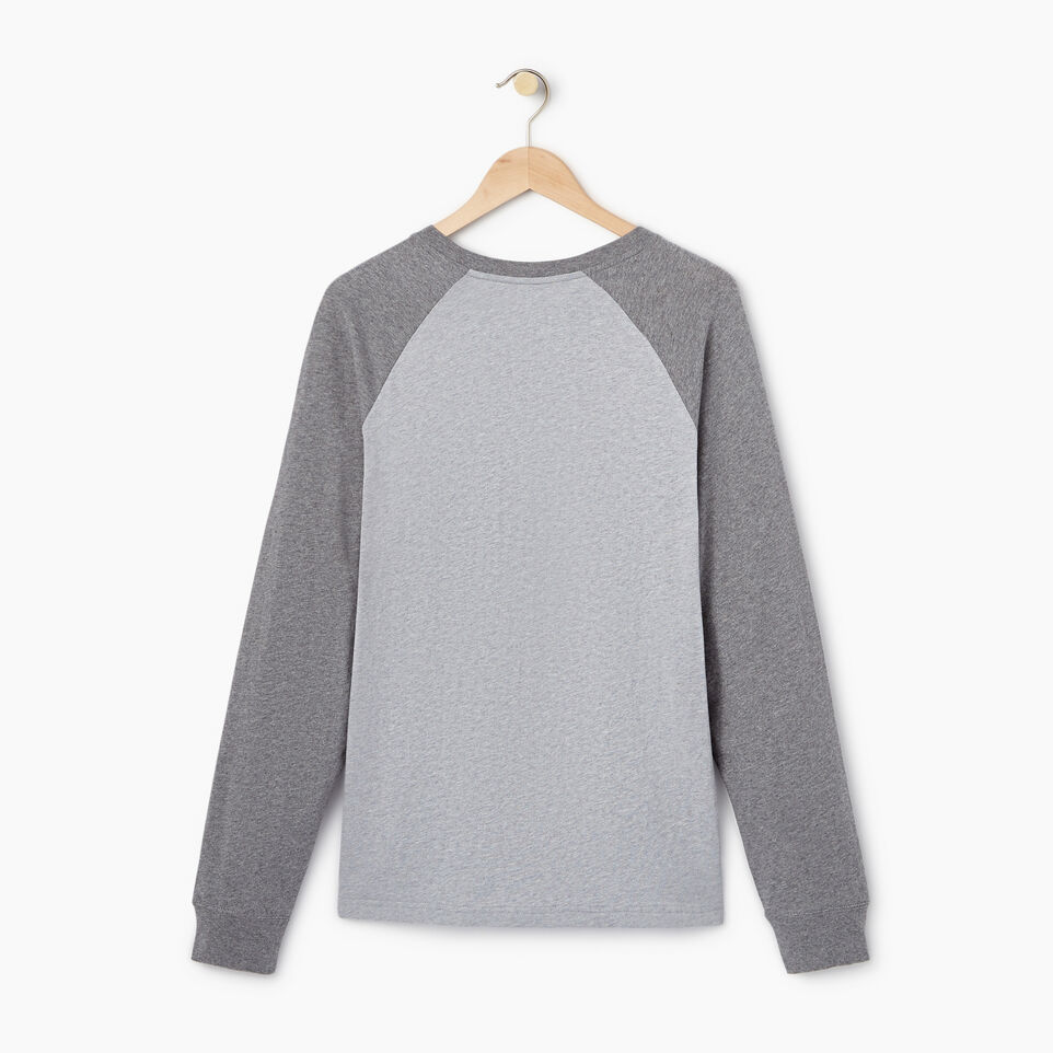 Roots-undefined-Mens Cooper Raglan Long Sleeve  T-shirt-undefined-B