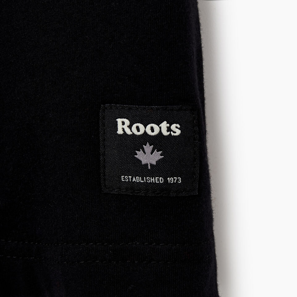 Roots-undefined-Mens Lunar New Year Slim T-Shirt-undefined-D