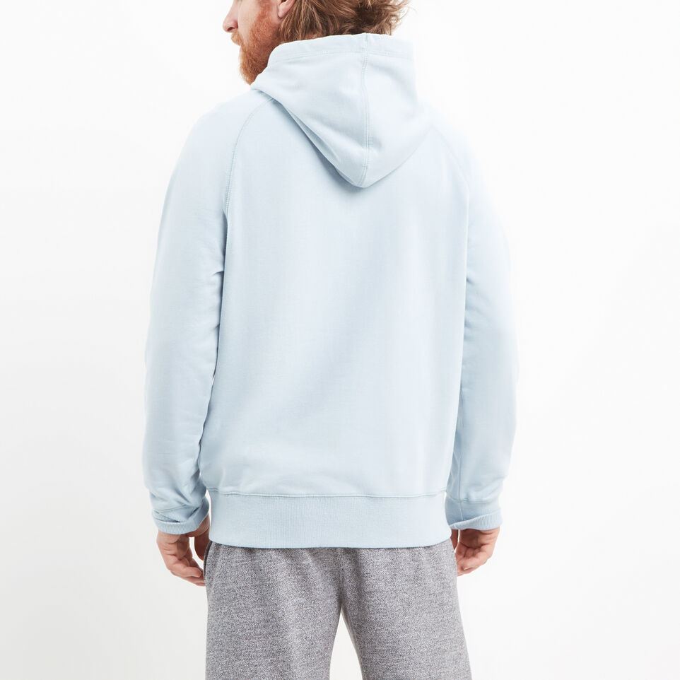 Roots-undefined-Ribbon Terry Kanga Hoody-undefined-D
