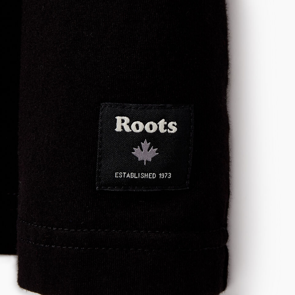 Roots-undefined-Mens Roots Hockey T-shirt-undefined-C
