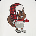 Roots-undefined-Baby Buddy The Beaver T-shirt-undefined-C