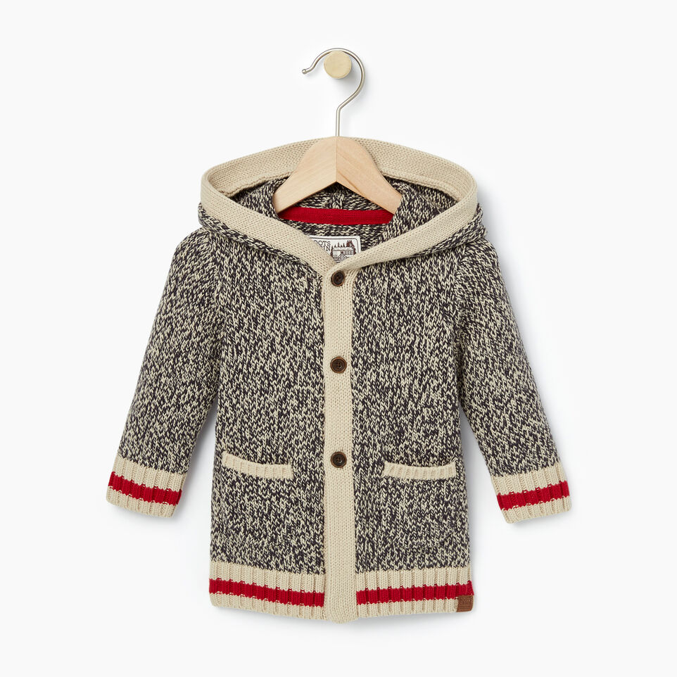 Roots-Baby Cabin Cardigan