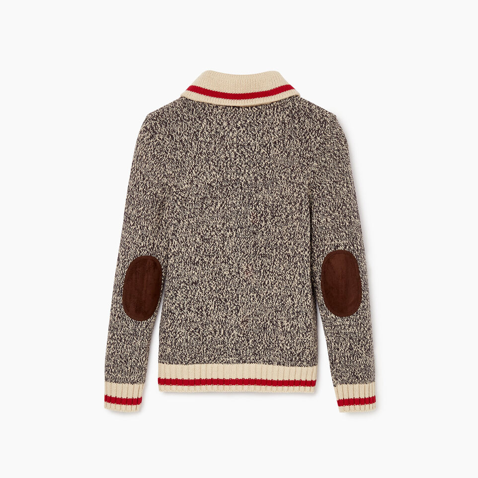 Roots-Kids Boys-Boys Roots Cabin Shawl Cardigan-Grey Oat Mix-C