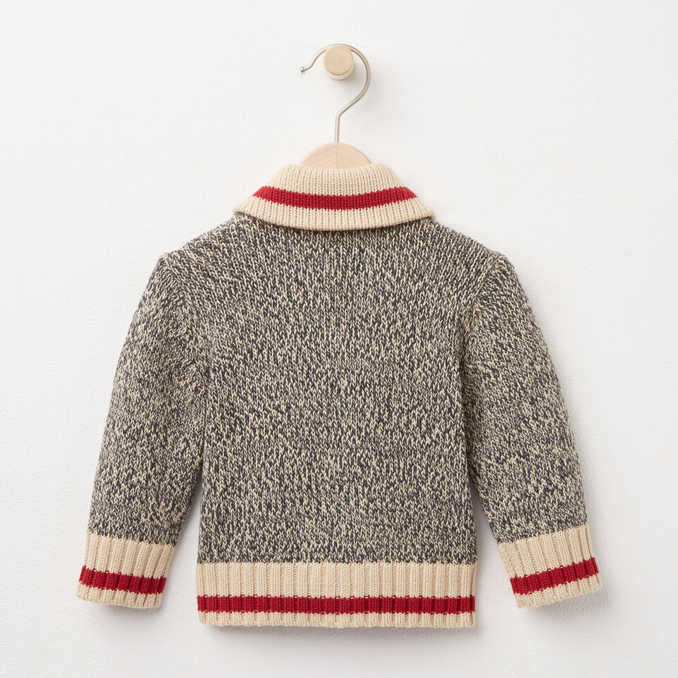 a6a301846 Baby Roots Cabin Shawl Cardigan