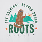 Roots-undefined-Womens Original Beaver T-shirt-undefined-E
