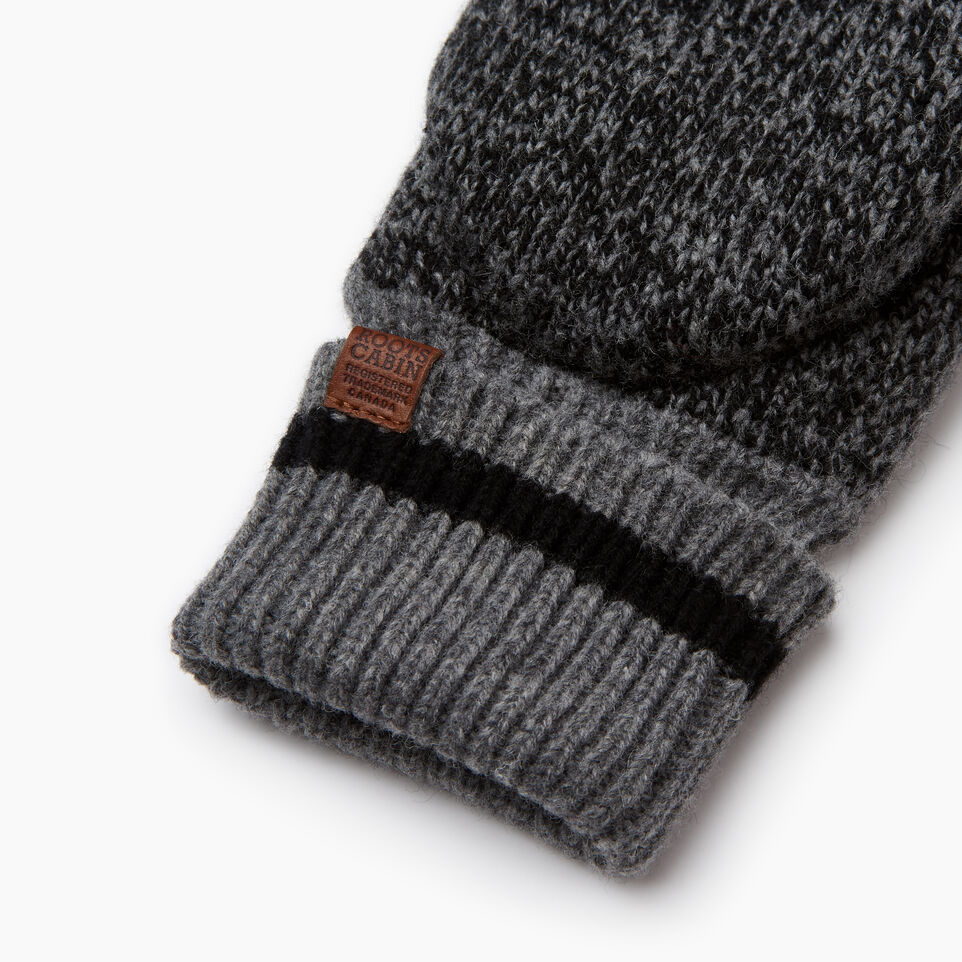 Roots-undefined-Mens Roots Cabin Flip Mitt-undefined-D
