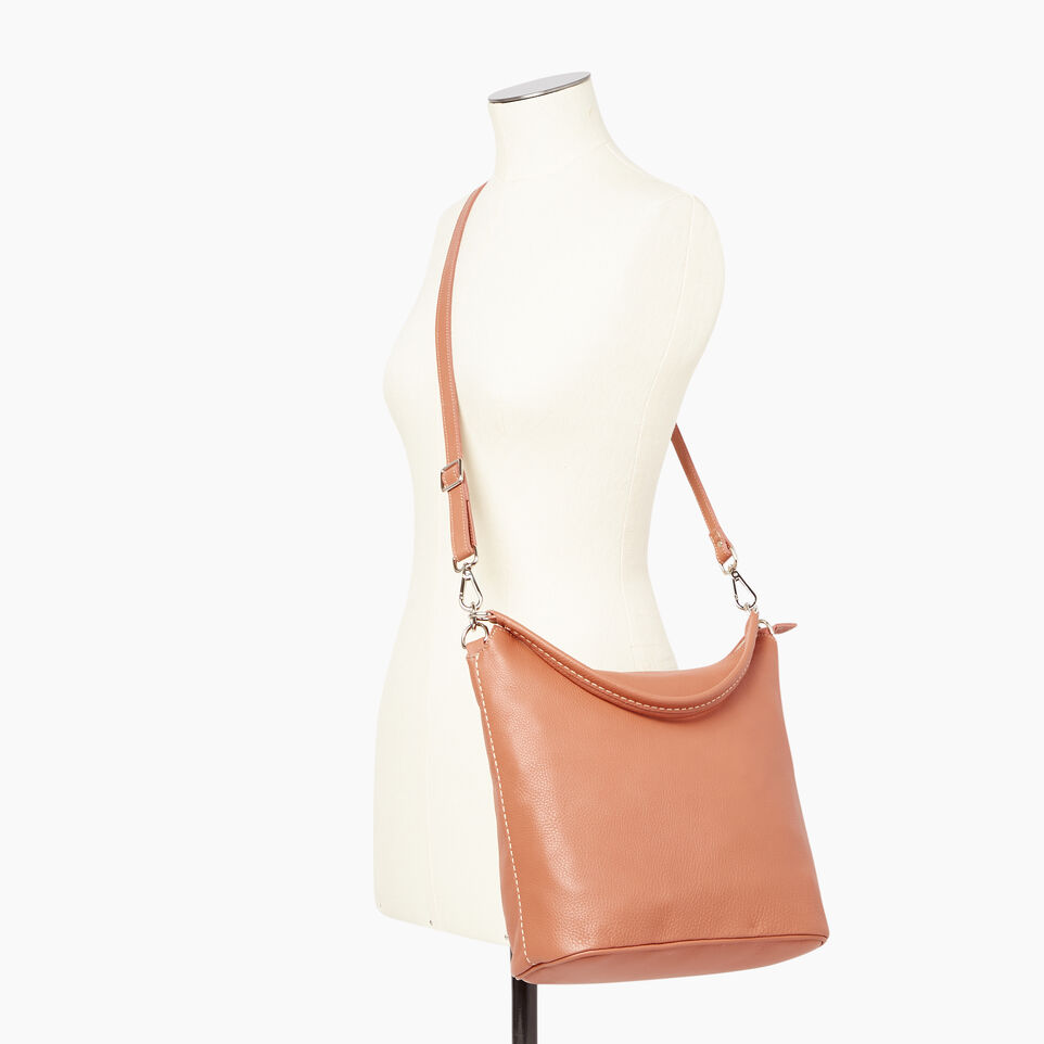 Roots-Leather Our Favourite New Arrivals-Ella Bag-Canyon Rose-B