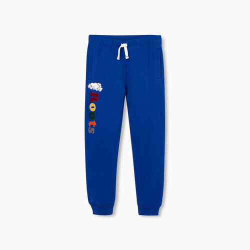 Roots-Kids Bestsellers-Boys Remix Sweatpant-Mazarine Blue-A