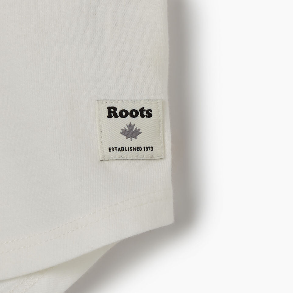 Roots-Kids New Arrivals-Toddler Roots Pride T-shirt-Ivory-D