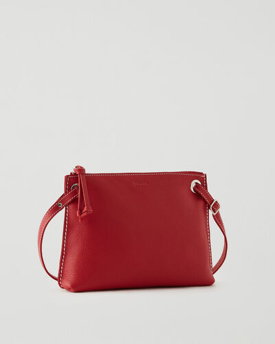 Roots-Leather New Arrivals-Edie Bag Cervino-Lipstick Red-A