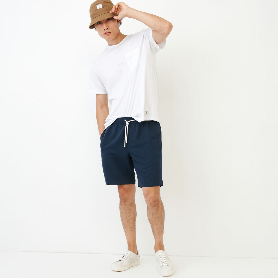 Roots-Men Our Favourite New Arrivals-Dock Short-Navy Blazer-B