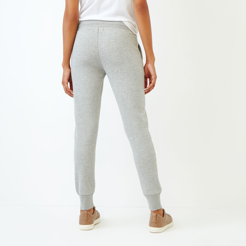 Roots-Women Our Favourite New Arrivals-Junction Sweatpant-Grey Mix-D