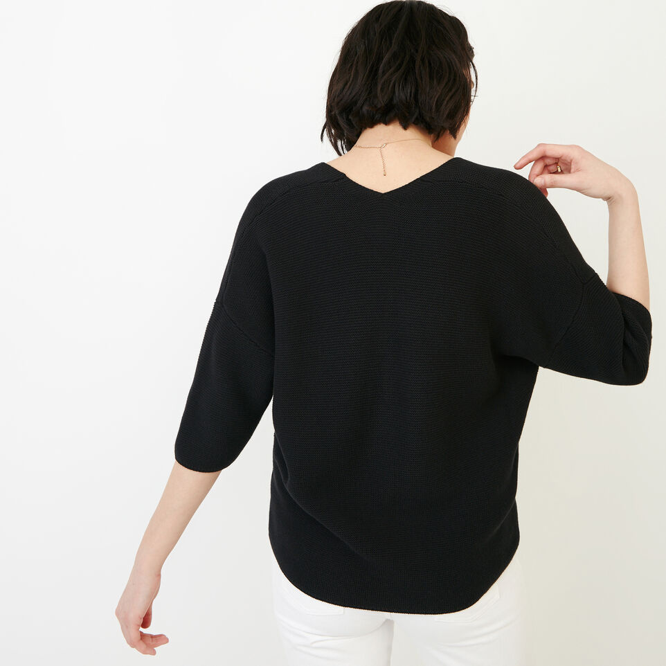 Roots-undefined-Kenai V Neck Sweater-undefined-D