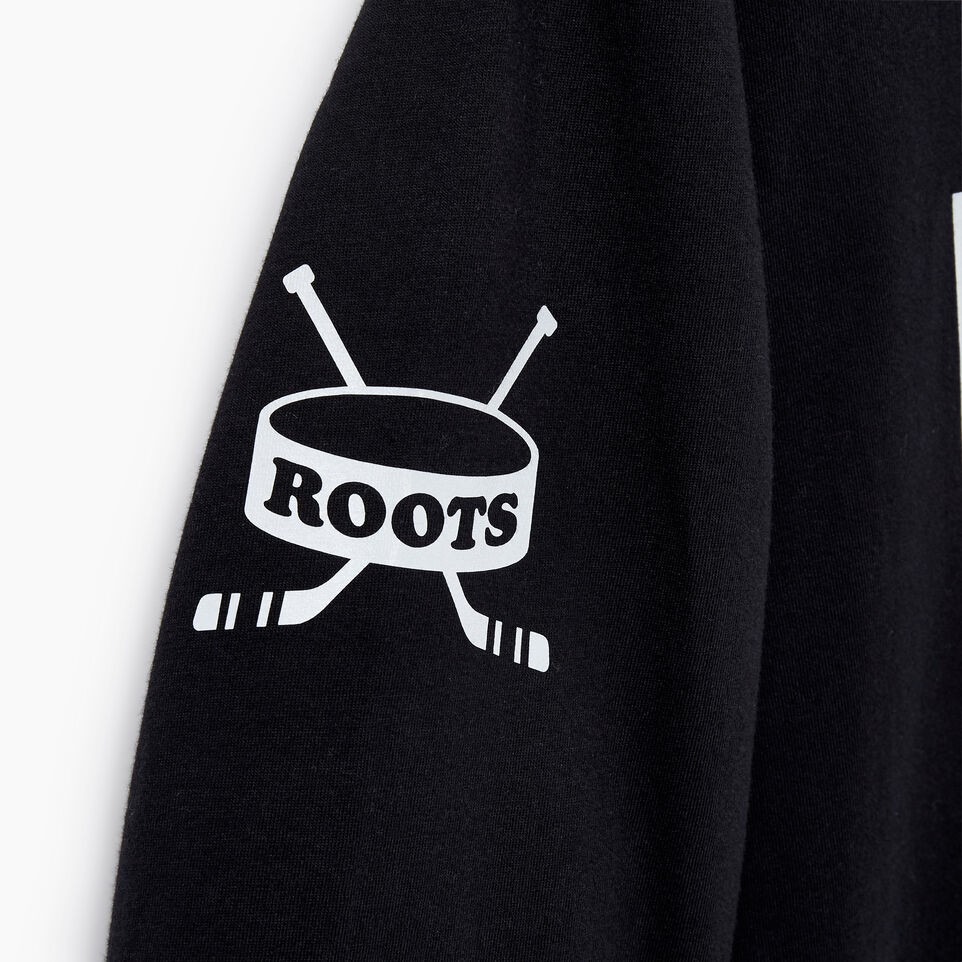 Roots-undefined-Mens Hockey Long Sleeve Hoody T-Shirt-undefined-D