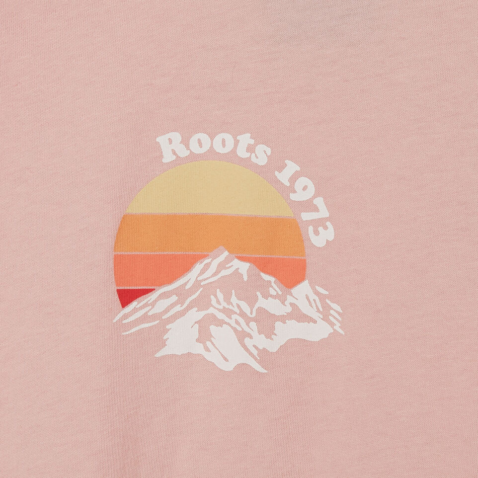 Roots-undefined-Womens Sunset T-shirt-undefined-C