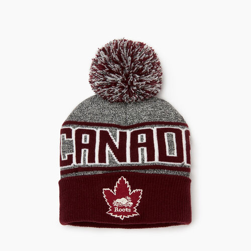 Roots-Sale Kids-Kids Roots Canada Toque-Salt & Pepper-A