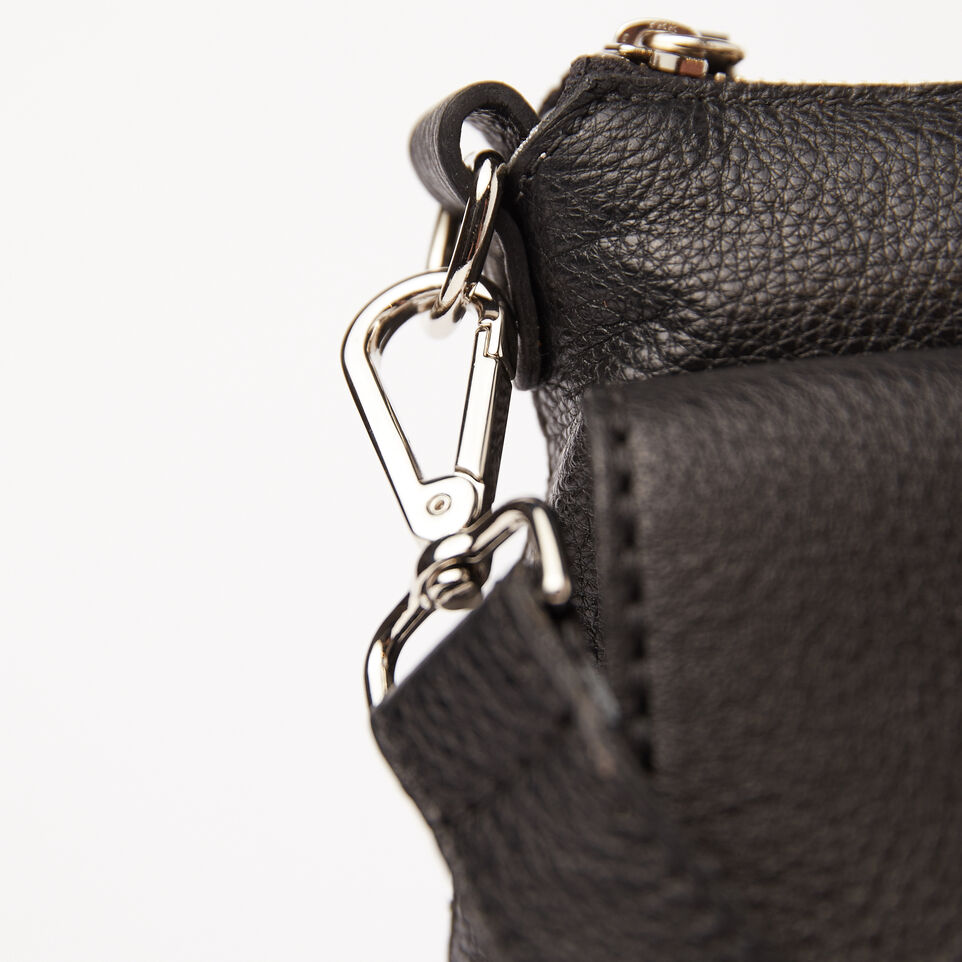 Roots-Leather Handbags-The Villager Prince-Black-D
