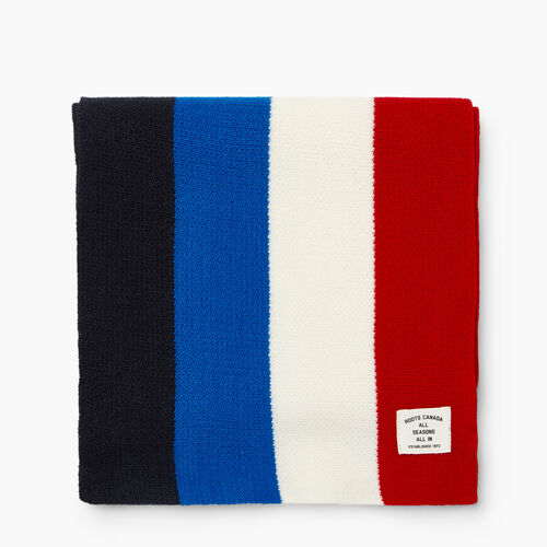 Roots-Men Accessories-Collingwood Scarf-Multi-A