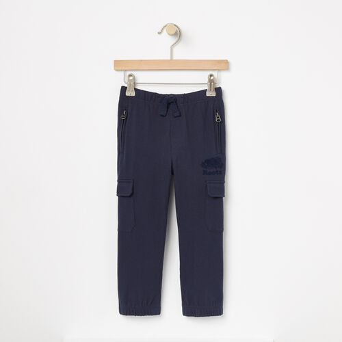 Roots-Sale Toddler-Toddler Heavyweight Jersey Utility Pant-Cascade Blue-A