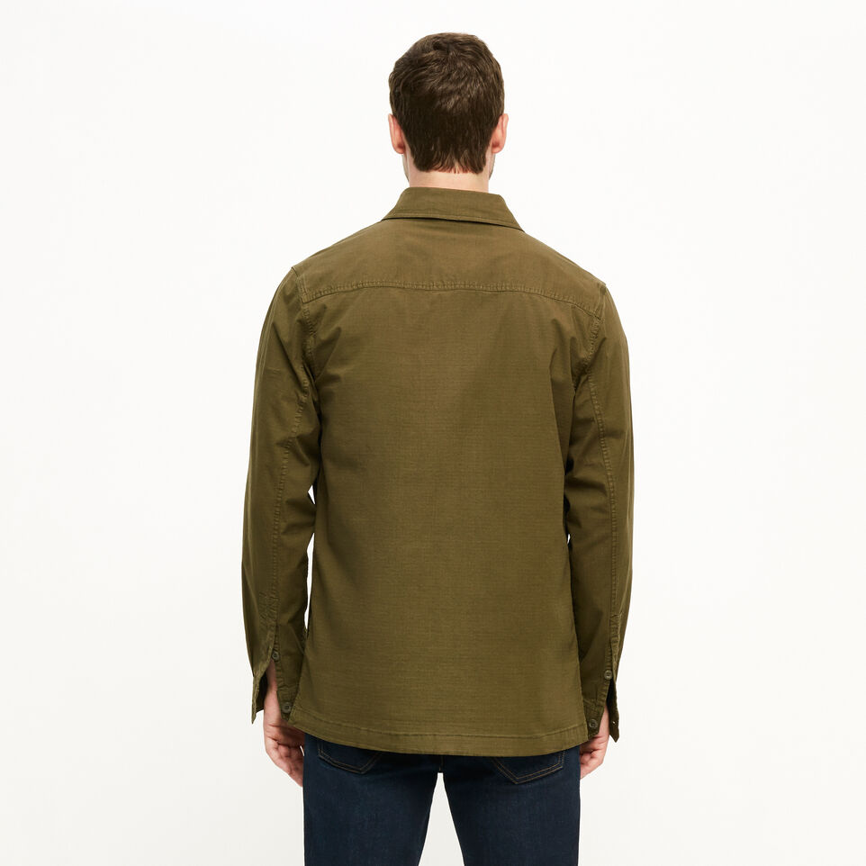 Roots-undefined-Kingston Overshirt-undefined-D