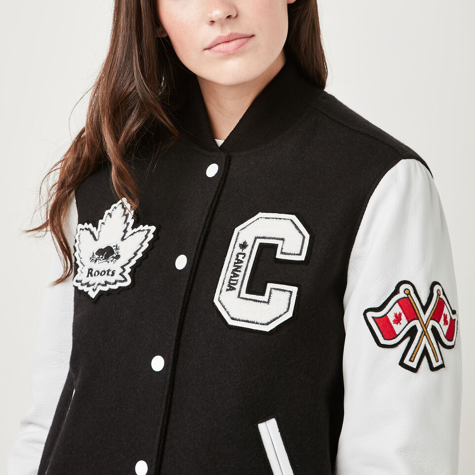 Roots-undefined-Blouson Gretzky-undefined-D