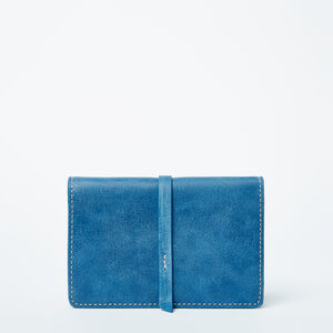 Roots-Leather Wallets-Clutch Wallet Tribe-Infinity-A