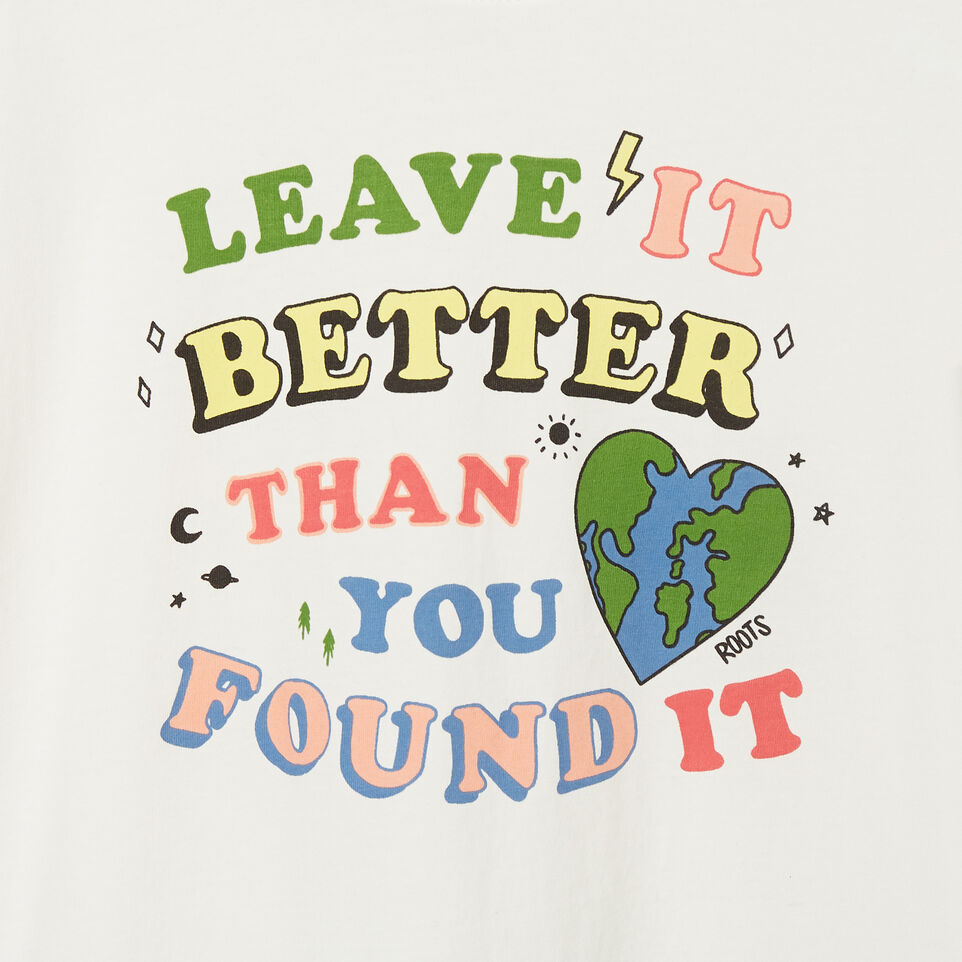 Roots-undefined-Girls Roots Earth T-shirt-undefined-D