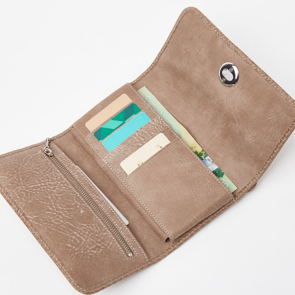 Roots-undefined-Turnlock Wallet Bag Woven Tribe-undefined-B