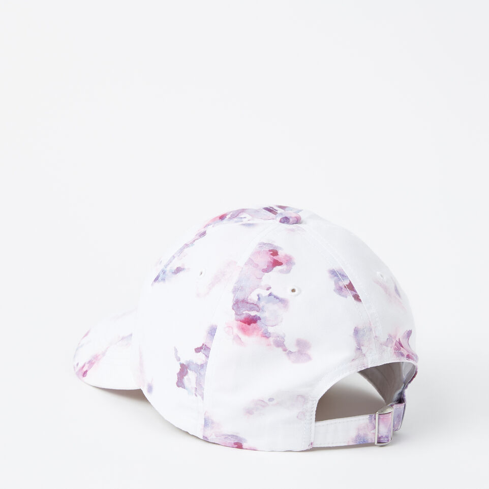 Roots-undefined-Watercolour Baseball Cap-undefined-C