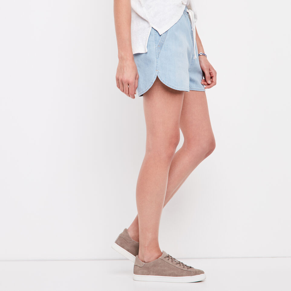 Roots-undefined-Chambray Mackenna Short-undefined-B