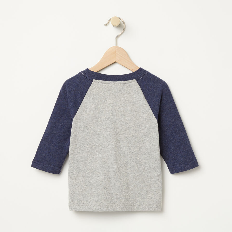 Roots-undefined-Toddler Dorval Baseball Top-undefined-B