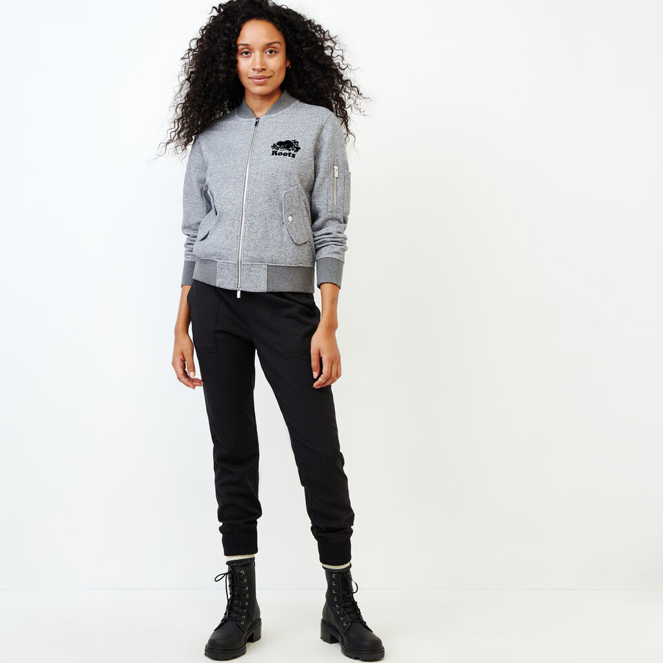 Roots-Women Our Favourite New Arrivals-Essential Jogger-Black-B