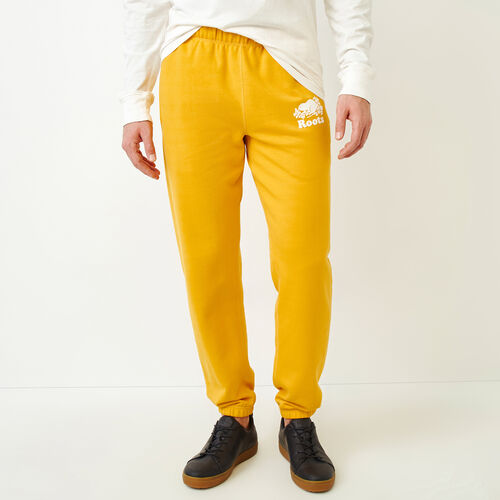 Roots-Men Our Favourite New Arrivals-Original Sweatpant-Golden Rod-A